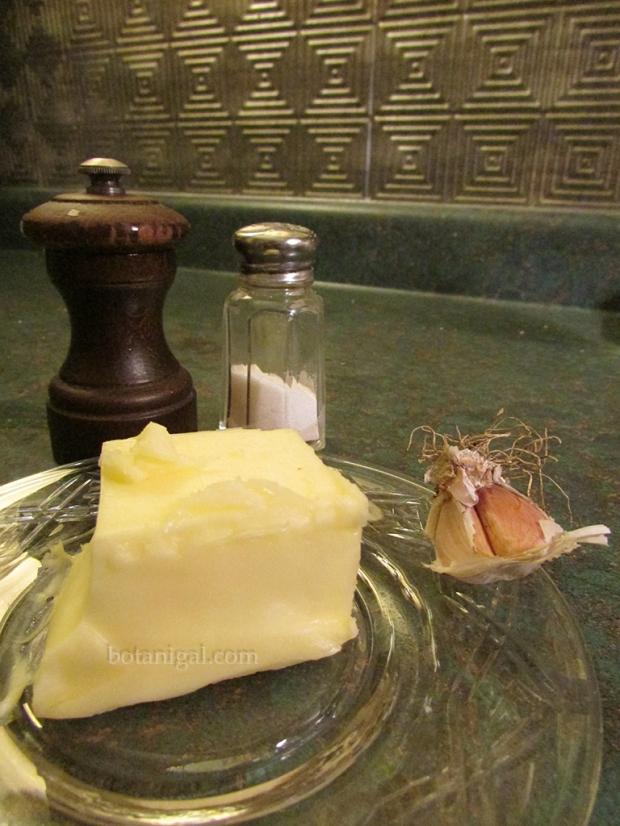 R.K. Butter, salt, pepper, garlic 016