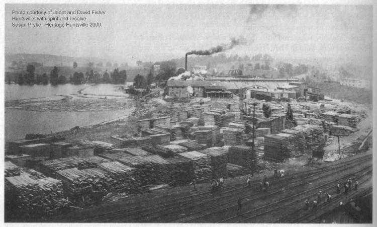 R.K. 9 Muskoka Wood Manufacturing Plant 1902 Hunter's Bay botanigal mod w text 2000.jpg